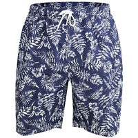 Mens Hawaii Surf Board Swim Shorts D555 Duke Floral Print Big King Sizes FLORIDA