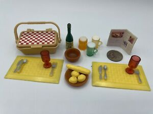 Barbie DollHouse DIORAMA Food Accessory GROCERY KITCHEN PICNIC BEER