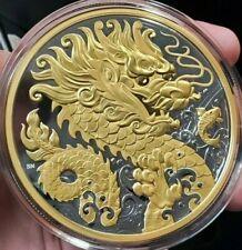2021 Canada Triumphant Dragon 500g (1/2 Kilo) .9999 Silver Coin - Only 888 Made
