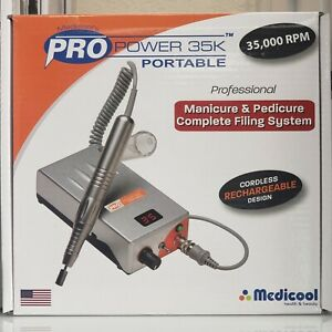 Medicool Pro Power 35k Coreless Rechargeable Electric File