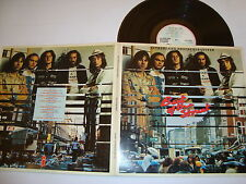 THE SUTHERLAND BROTHERS : BEAT OF THE STREET Original Island LP