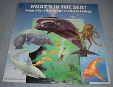 LOIS SKIERA-ZUCEK What's in the Sea? LP (Kimbo)