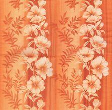 2 Serviettes en papier Fleur Decor Coquelicot Paper Napkins Flower Poppies