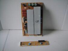 SAMSUNG PN50C450B1D BOARDS LJ41-08457A X-MAIN  & LJ41-08460A X-BUFFER.