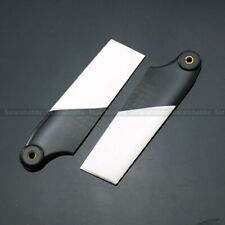 76MM 3K Carbon Fiber Tail Blade For T-REX Trex 500 Helicopter