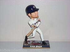 RYAN BRAUN Milwaukee Brewers Bobble Head Photo Base 2009 Limited Edition MLB**