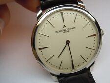 Men's Vacheron & Constantin 18k Gold Patrimony 81180 Wristwatch
