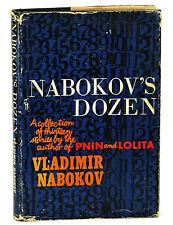 Nabokov's Dozen by VLADIMIR NABOKOV ~ First Edition 1958 ~ 1st State ~ Stories