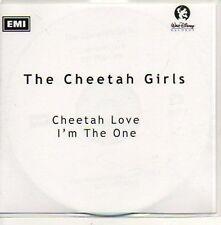 (646D) The Cheetah Girls, Cheetah Love - DJ CD