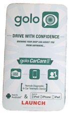 Golo Carcare II LAUNCH Diagnostic Tool