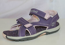 Timberland Girl's Purple Adventure Seeker Sandals UK1(EU33) Brand New In Box