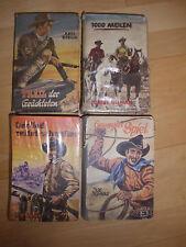 Wildwestromane Bücher Western  alt