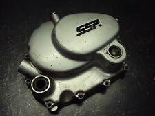05 2005 SSR150 SSR 150 MOTORCYCLE ENGINE SIDE PANEL CLUTCH COVER GUARD
