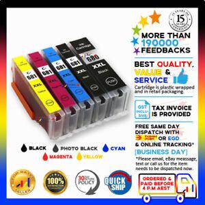 5 x NoN-OEM PGI680XXL CLI681XXL Ink for Canon TR7560,TR8560,TS6160,TS9560,TS6260