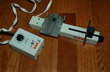 BAS MD-1001  Syringe Pump laboratory   lab  BASI controller drive compact dual