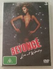 Beyonce - Live At Wembley 2003 [2 Discs] (CD and DVD, 2004, Sony (Australia))