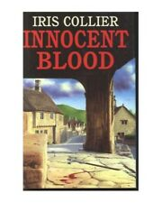 INNOCENT BLOOD by Iris Collier 1998 1st/1st HC DJ Rare