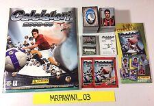 CALCIATORI Panini 2008-09 - ALBUM VUOTO +Full-Set Completo Figurine-stickers ALL