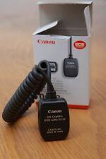 Canon OC-E3 Off-Camera Shoe Cord - boxed - excellent condition barely used