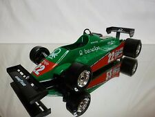 BBURAGO 6102 ALFA ROMEO 179 PATRESE - BENETTON AGIP - RACE CAR F1 1:24  - GOOD