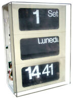 Solari Udine Dator  6041 vintage rara e la più completa configurazione