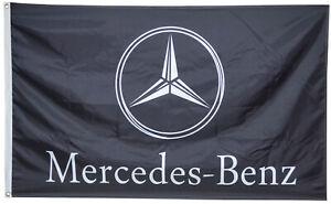Mercedes-Benz  Motors banner car racing flag 3X5 Ft