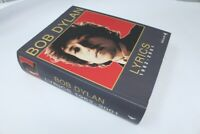 BOB DYLAN LYRICS 1962-2001 FELTRINELLI    [Z24-247]