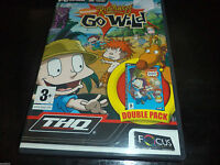 Rugrats Go Wild Double Pack (PC) GAmes Game