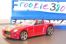 Loose 2009 Hot Wheels Mystery * Ford Shelby Cobra Concept *