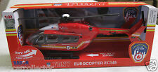 Daron 1/32 FDNY New York City Fire EC145 Eurocopter Helicopter w/ Lights/Sound