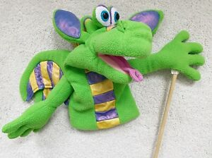 Dragon Hand Puppet Toy