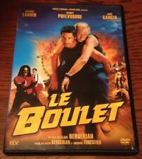 - DVD - LE BOULET avec GERARD LANVIN.JOSE GARCIA..BENOIT POELVOORDE