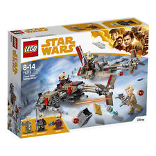 LEGO Star Wars 75215 Cloud-Rider Swoop Bike Building Kit (355 Pieces)