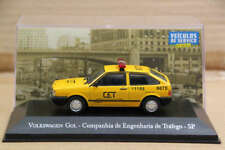 1:43 Altaya Volkswagen Gol Companhia de Engenharia de Trafego SP Diecast Models