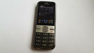 Nokia C5-00 - Warm grey (EE, T-Mobile) Smartphone Mobile Phone