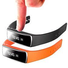 Rebajas Bluetooth Smart Bracelet OLED Pulsera Reloj Deporte Fitness para Android