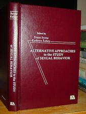 Alternative Approaches to Study of Sexual Behavior, Male/Female Arousal, Rare
