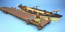 JOHN JENKINS RAID ON ST. FRANCIS WHRR-02 WHALEBOAT WITH JETTY MIB