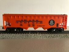 American Flyer NASG 1996 Ann Arbor Hopper Car 6-52094 S Scale Trains