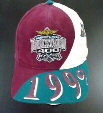 VTG 1999 Brickyard 400 Big Logo Snapback Hat  Nascar Top of the World