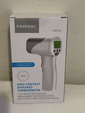 New Listingfamidoc Non Contact Forehead Infrared Thermometer Lcd