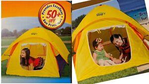 Play Mini Tent Cabin Children Toddlers Baby Outdoor Camping Kwik Cabana Brella
