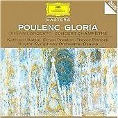 Poulenc: Gloria, Organ Concerto, Concert Champetre, , Good
