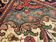 9x12 HAND KNOTTED PERSIAN IRAN AREA RUG WOVEN WOOL rugs 9 x 12 antique 13 tabriz