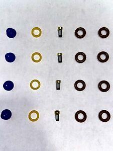 Fuel Injector Repair Kit fits 90-93 Saab 900 2.0L-L4