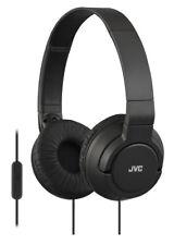 Cuffie Stereo con filo e Microfono Cuffie Mp3 colore Nero Jvc HA-SR185-B-E 5f9317737a26