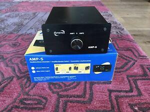 Dynavox Amp-S Verstärker/Boxen Umschalter