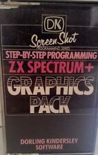 Graphics Pack Spectrum 48k (TAPE) (Game, imballaggio, Manual)