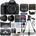 Nikon D5300 Digital SLR Camera + 18-55mm VR 3 Lens Kit + 32GB Best Value Kit