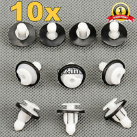 10 x NEW INTERIOR MOUNTING CLIPS FOR VW GOLF PASSAT JETTA-VENTO 1H0868243